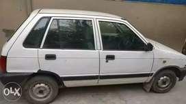Maruti Suzuki 800 single hande my grandfather car excellent condition