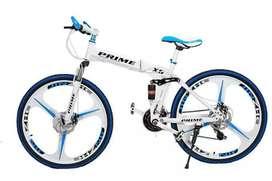 Brand new foldable cycle sale in satara