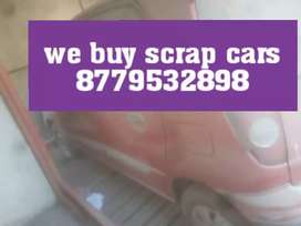 Sell your scrap cars at best rate