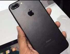 I phone 7 plus 100% condition