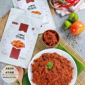 Abon Sapi Premium Den Lapeh Food Enak Kualitas Super Asli Original