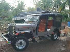 Mahindra Jeep 1994 Diesel, commander