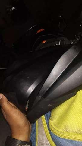 KTM original Handguards
