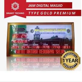 Toko Sedia Jam Digital Masjid Untuk Area Gorontalo