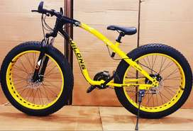 NEW. fat folding 21 GEARS HIGH SPEED Cycle available