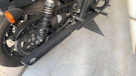 iron 883 Exhaust