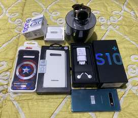Samsung S10+,Gear S3,Buds