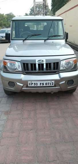 Mahindra Bolero EX BS IV, 2014, Diesel