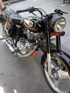 Showroom condition bike