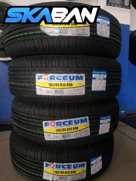 Jual Ban Forceum 185/65/R15 Ecosa(bisa credit dan kartu kredit)