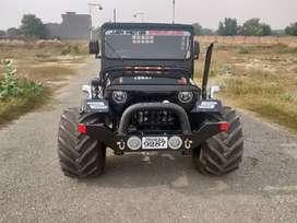 Jeep's thar willyz modified