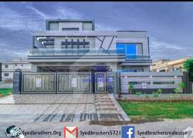 KANAL CORNER PAIR BRAND NEW BUNGALOW FOR SALE IN OPF IDEAL FOR  TWO BR