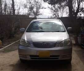 Se saloon Toyota 2003 for sale at price Rs 990000 colour rose mist