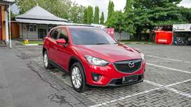 [KM RENDAH] Mazda CX5 GT 2.5 2013, bs kredit