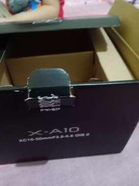 kamera fujifilm X-A10 mirrrorless