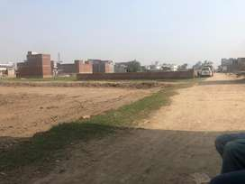 Plots for sale 30 fet from Main GT Road Rana town shahdra lahore