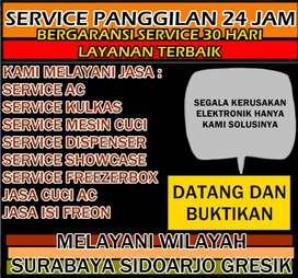 Service Chiller Kulkas/Cuci Service Ac Lokasi Surabaya Sidoarjo Gresik