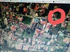 jual Rumah+tanah 600M