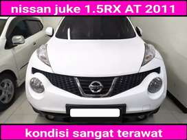 nissan juke 1.5 RX automatic/at 2011 super bagus