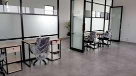 Sewa Kantor Rental Office Full Furniture di Semarang