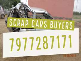 Suys--- WE BUY ALL TYPES OF SCRAP CARS ACCIDENTAL CARS