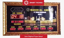 Jam Digital Masjid Jadwal Sholat Digital