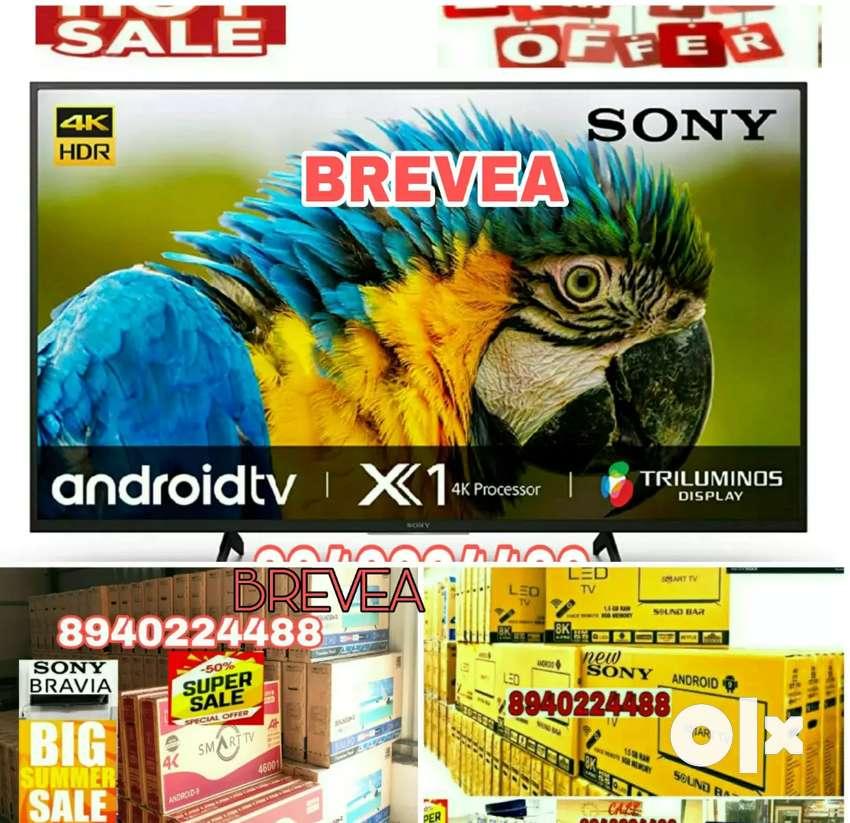 New SONY, VIAO BREVEA 4K LED/QLED/OLED TV, WARRANTY 2 YEARS,BUY SOON