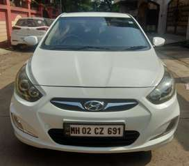 Hyundai Fluidic Verna 1.6 VTVT S (O), AT, 2013, Diesel