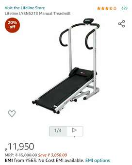 Treadmill by Lifeline