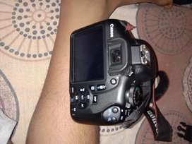 canon 1500d with 18_55 or 55_250 lens bill box charger