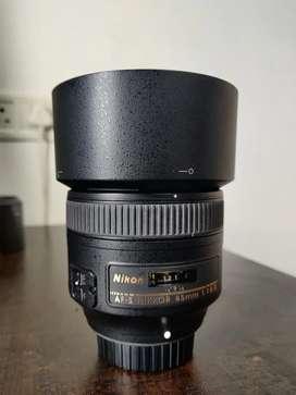 Nikkor AF-S 85mm 1.8,