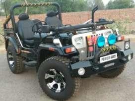 Most unique Look Jeeps