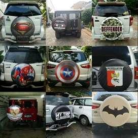 Jeep escudo Cover/Sarung Ban serep Terios/Rush/Vitara#DC taft komiK Ka