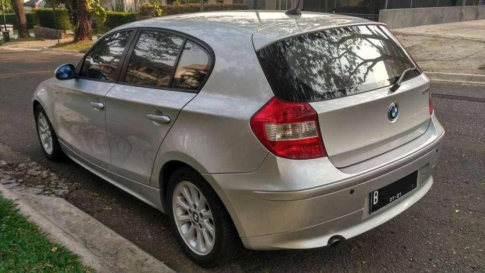 2006 BMW 120i Silver 138rb km  Bogor Kota #2