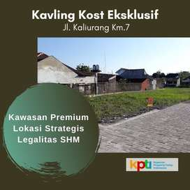 Kavling Tanah Jakal Km 7, Cocok Untuk Invest. Dekat Jl Raya Jakal