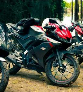 Yamaha R15 version 3 in great condition
