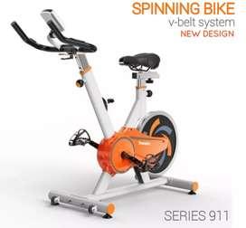 Sepeda Statis Spinning Bike // Raymond ES 14D04