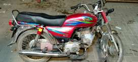 Road Prince 70cc (Red)