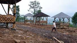 Kavling villa Kebun Bogor 200meter Paling Murah