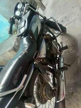 My hero bike