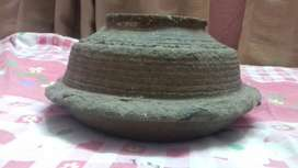 300years old clay pot
