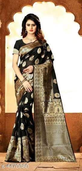 Banasari Art Silk Saree