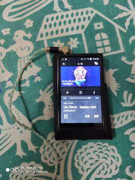 Astell Karen ak320 hires audio player. exchange with iphone 11 pro