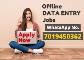 Genuine data entry jobs for students, freshers!!