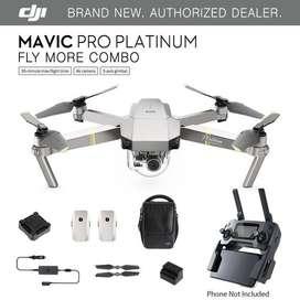 DJI Mavic Pro Alpine White Special Combo Camera Drone