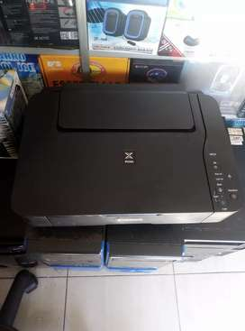 Jual printer canon mp 237 normal fotocopy dan scanner