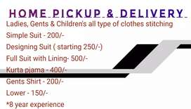 Maan Boutique - All kinds of stitching- Home pickup & Delivery