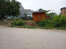 Kavling Hoek Taman Jaya Cipondoh