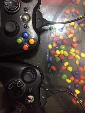 Xbox 360 wireless controlers