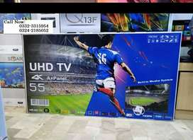 MALAYSIAN 55 INCH SMART LED TV ANDROID 8.0